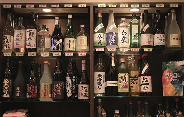 47都道府県の焼酎